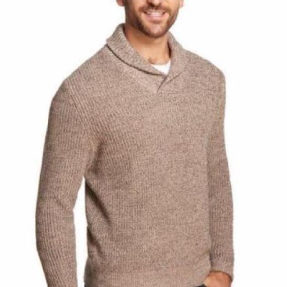 83472a44390e14 Weatherproof | Vintage Men's Shawl Collar Sweater. Weatherproof.  M_5be354a83e0caa850c43d22c. M_5be354a8c89e1dcb5f1c9888.  M_5be354ab5c44529e0eb4ec90